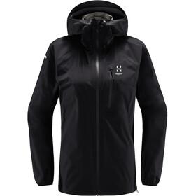 Haglöfs L.I.M Jacket Dame true black